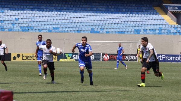 CSA perde de 2 a 1 para o Oeste — © Alex Caús/Oeste FC