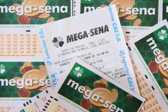 Mega-Sena pode pagar R$ 38 milhões neste sábado (31/07) — © Reprodução