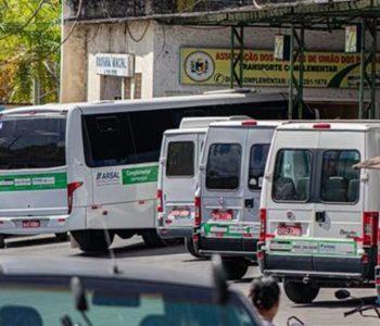 Alagoas deve ficar sem transporte complementar nesta terça-feira (22) — © BR104