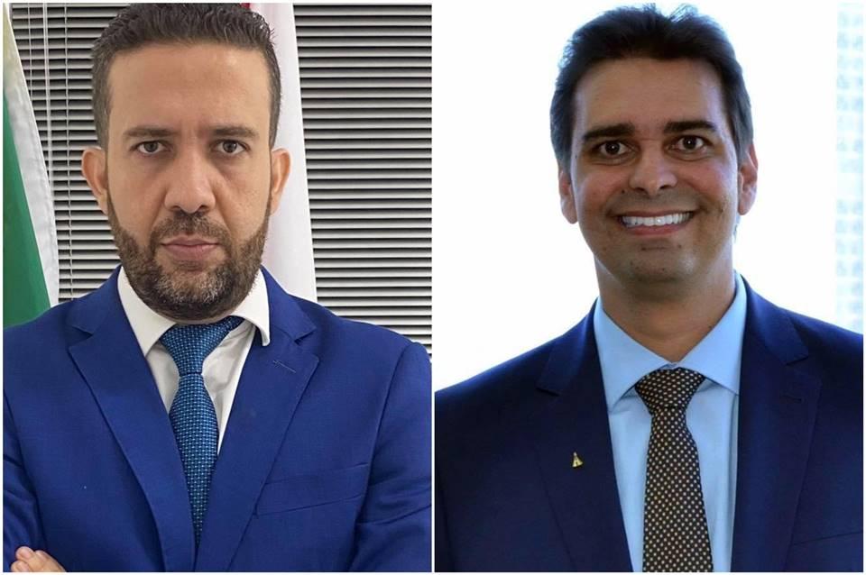 André Janones e Cássio Remis