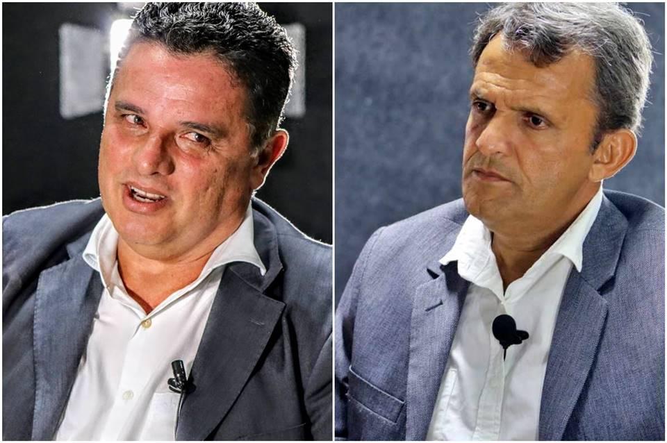 Areski Freitas e Zé Alfredo