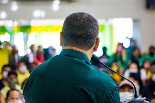 Convenção oficializa Sargento Nininho como candidato a prefeito de São José da Laje — © Assessoria
