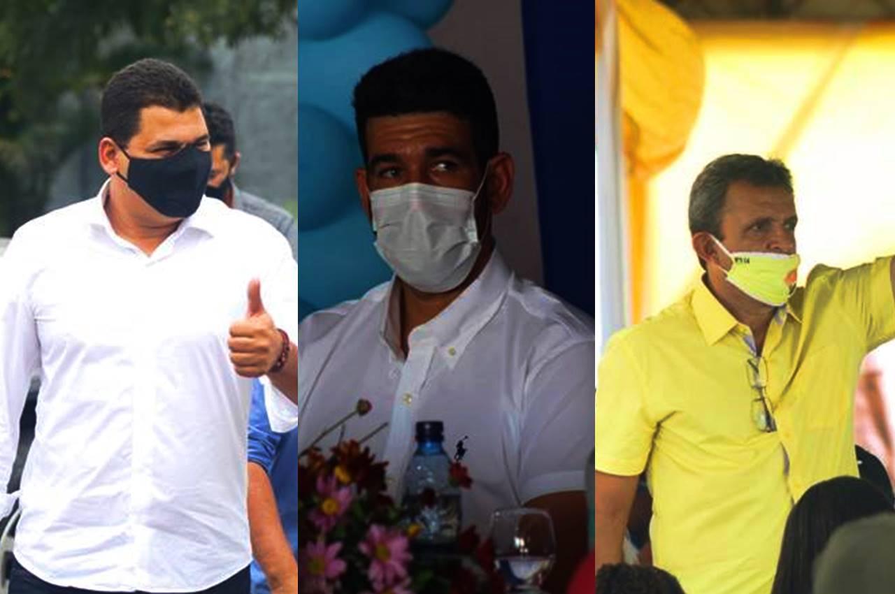 Convenções oficializaram candidatos à Prefeitura de União dos Palmares — © BR104
