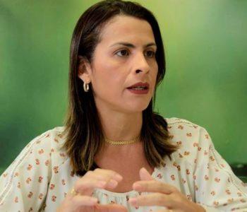 Coordenadora da Central de Transplantes de Alagoas, Daniela Ramos — © Olival Santos