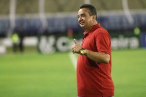 Marcos Barbosa presidente do CRB — © Reprodução AC