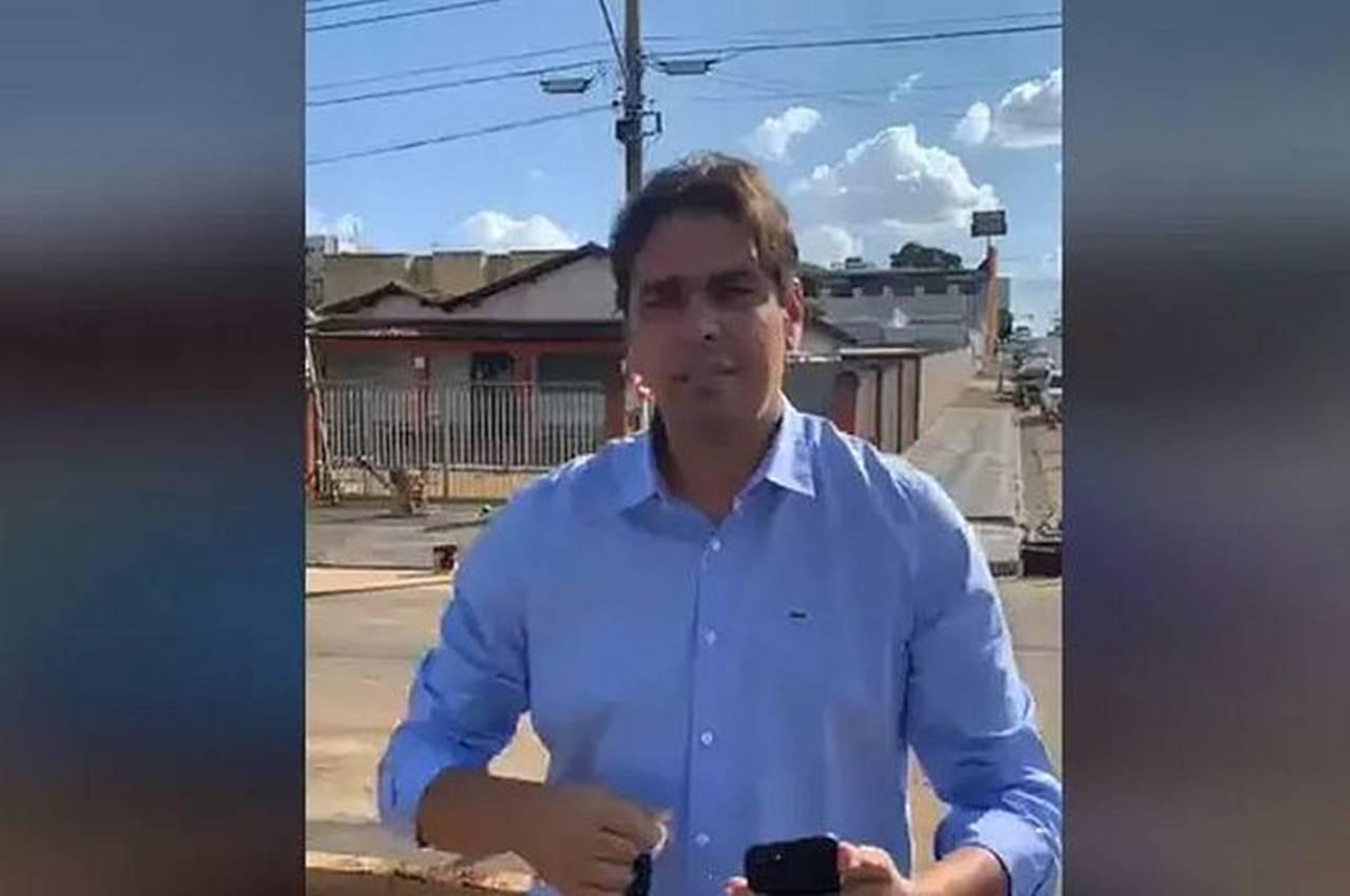 Ex-vereador Cassio Remis é morto em Patrocínio — © Divulgação