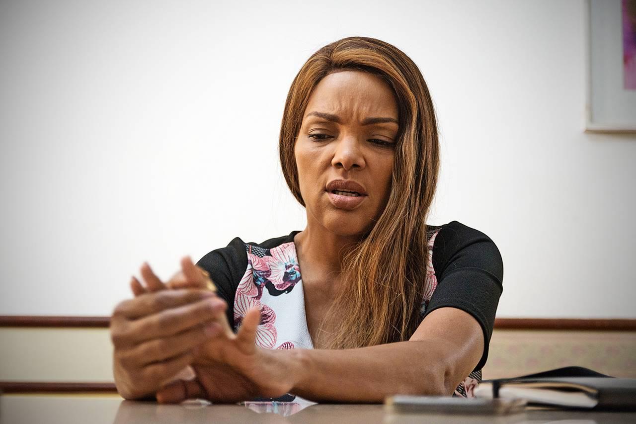 Flordelis é acusada de ser mandante da morte do marido, o partor Anderson do Carmo | © Marcos Tristão