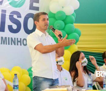 Vereador Nal, candidato a prefeito de Ibategauara