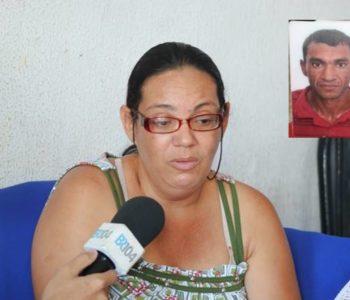 Família de Everaldo está preocupada e busca informações sobre o seu paradeiro — © Oziel Nascimento/BR104
