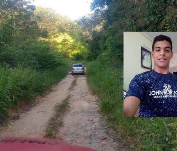 Jadson, de 20 anos, foi morto com requintes de crueldade — © Reprodução