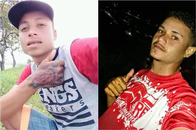 Jovens são mortos a tiros em São José da Laje — © Reprodução