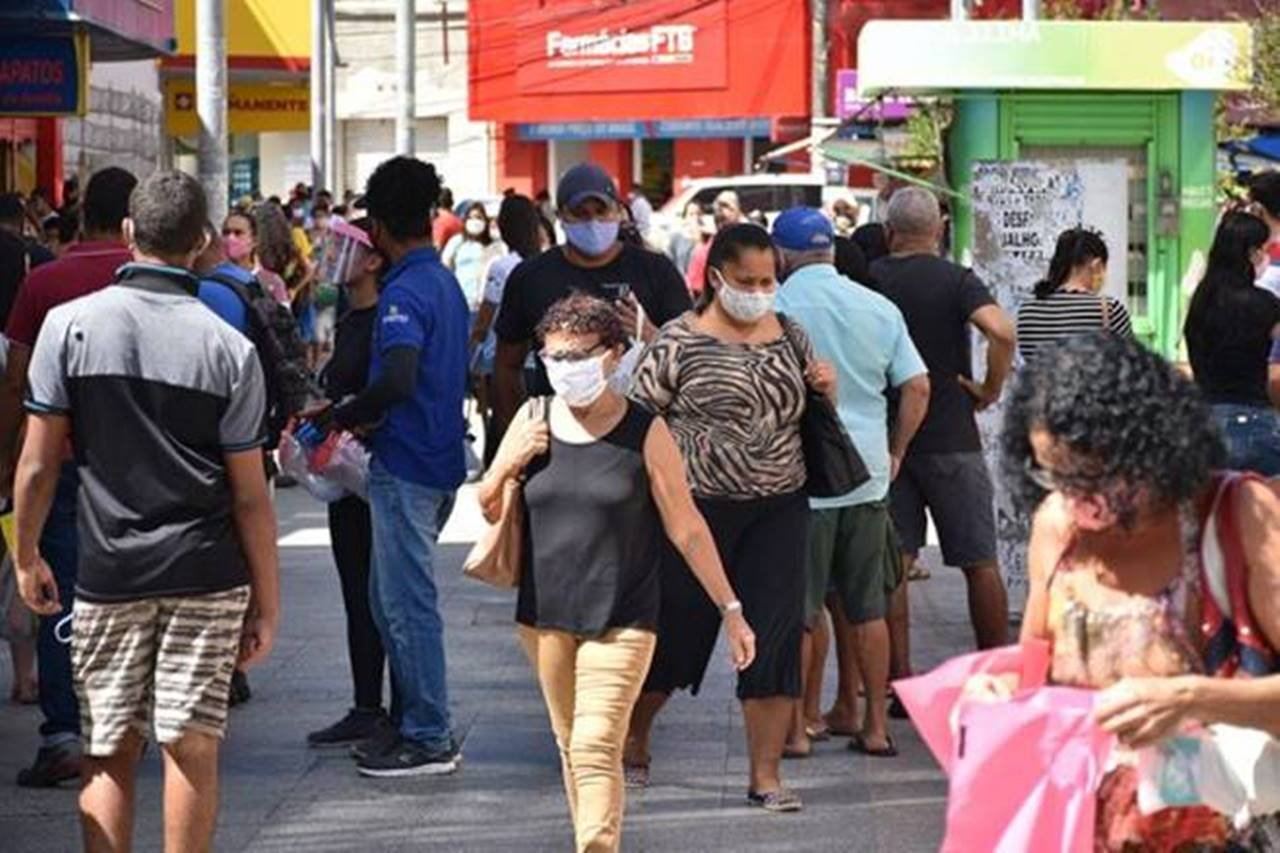Lojas do centro de Maceió vão funcionar em horário especial, de 8h às 14h — © Assessoria