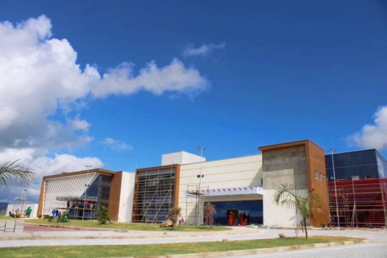 Hospital será inaugurado em 5 de outubro — © Igor Nascimento