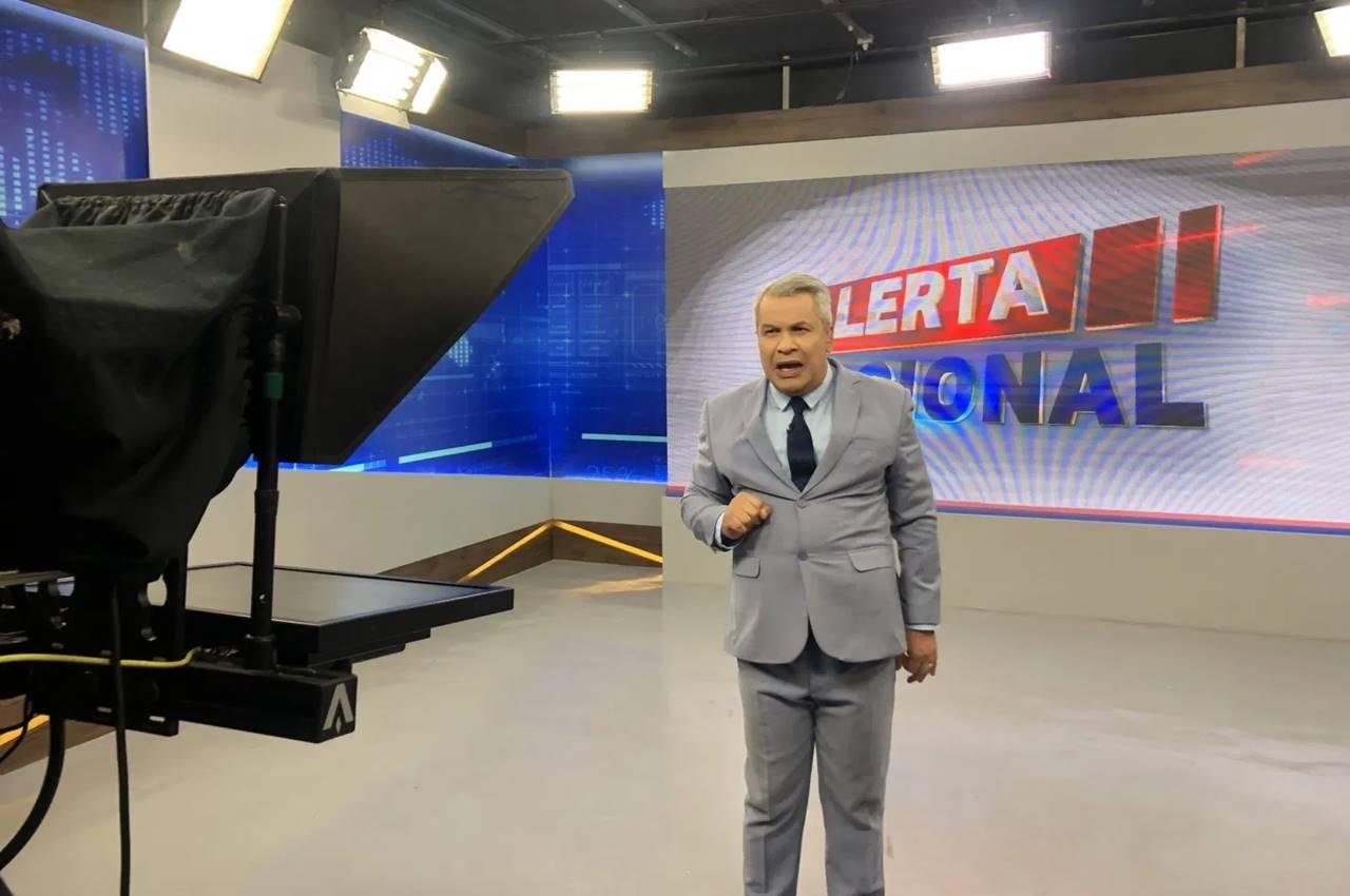 Sugestão legislativa prevê a proibição programas policiais na TV aberta das 6h às 22h — © Marcos Rocha/Conexão Política
