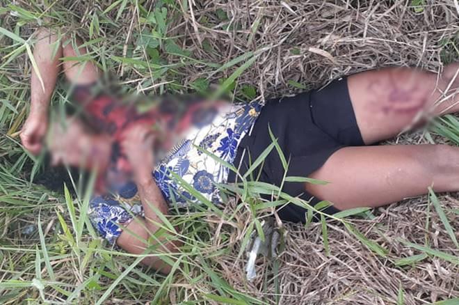 Travesti é morta com facada no pescoço em São José da Laje — © Reprodução