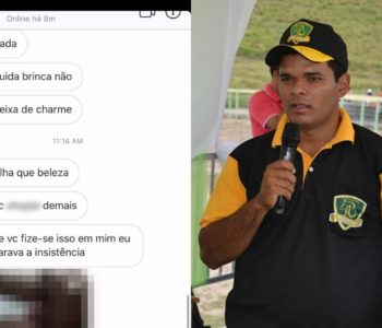 Vereador de São José da Laje é acusado de chantagear mulher com vídeo íntimo — © Reprodução
