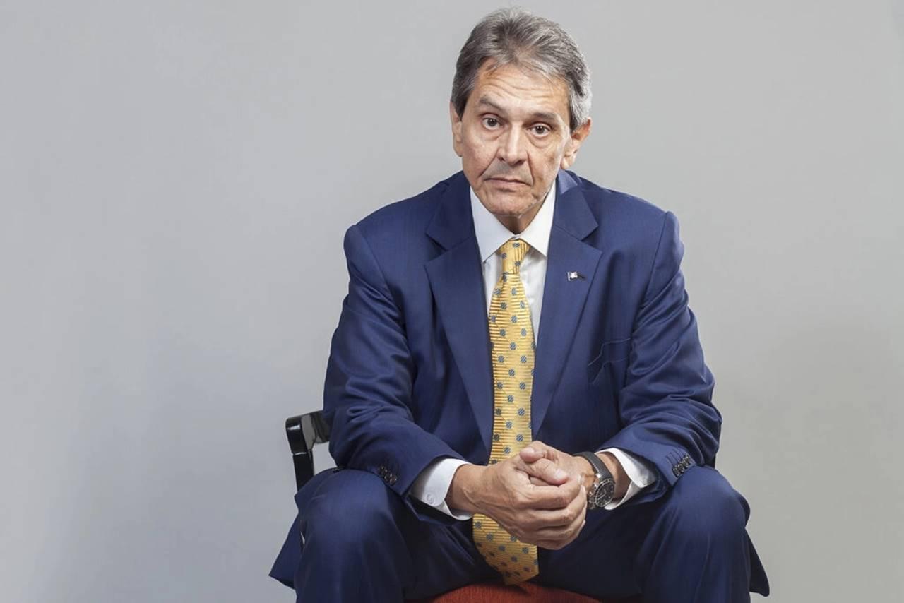 Presidente do PTB Roberto Jeferson
