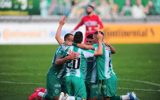 CRB vence o Juventude por 1 a 0 mas está fora da Copa do Brasil — © Reprodução