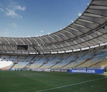 Estádio Maracanã no Rio de Janeiro — © Reprodução