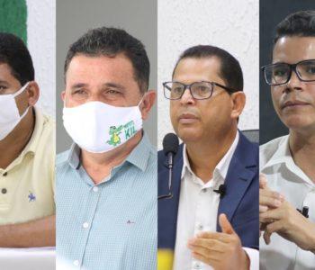 Candidatos a prefeito de União dos Palmares — © BR104