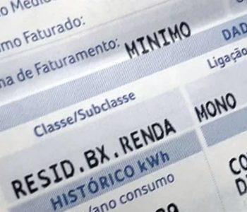 Cerca de 130 mil alagoanos precisam atualizar o NIS para manter Tarifa Social — © Divulgação