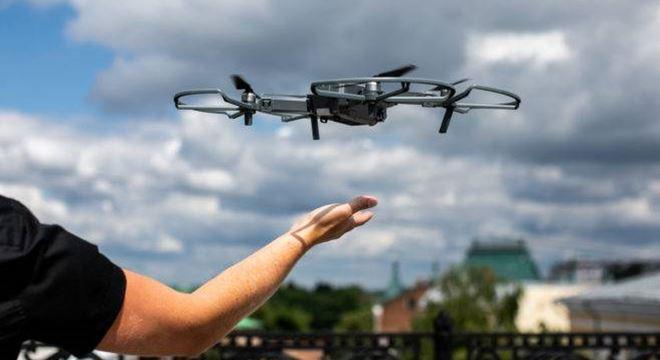 Drones serão utilizados para fiscalizar eleições 2020 — ©