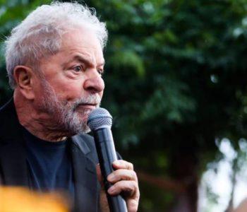 Ex-presidente Lula - @reprodução