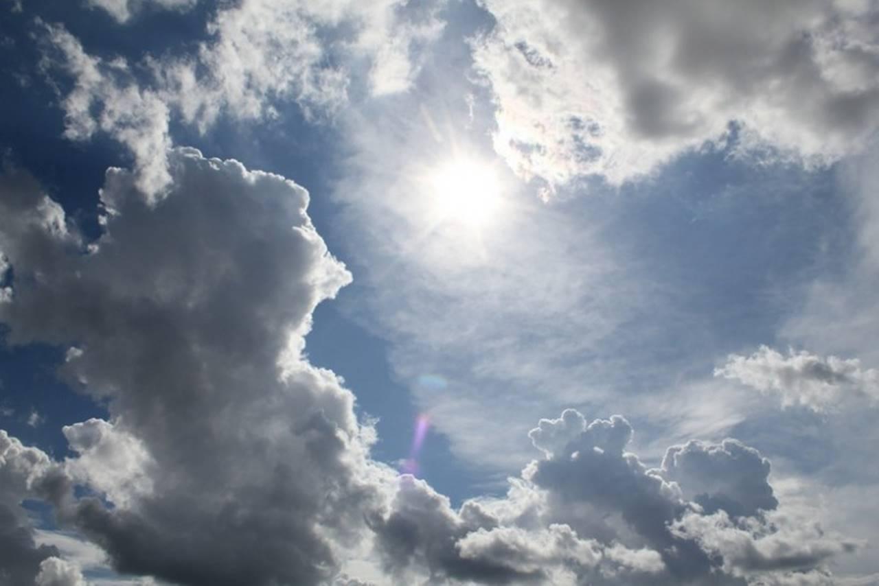 Fim de semana em Alagoas será de sol entre nuvens e pancadas de chuvas — © Ilustração/Reprodução