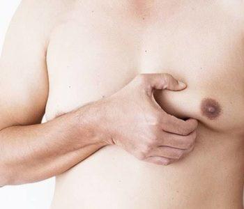 Homens representam 1% do total de casos de câncer de mama no Brasil — © Reprodução