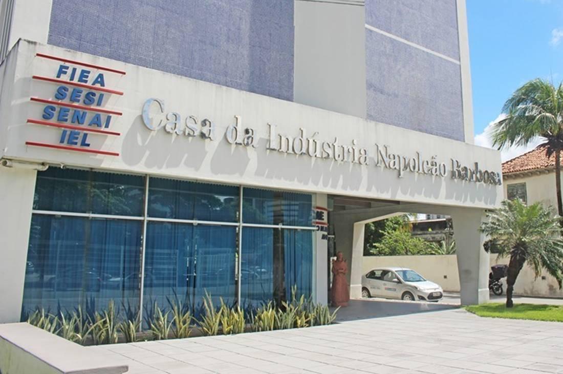 JHC apresenta Plano de Governo em visita à Federação das Indústrias de Alagoas — © Reprodução