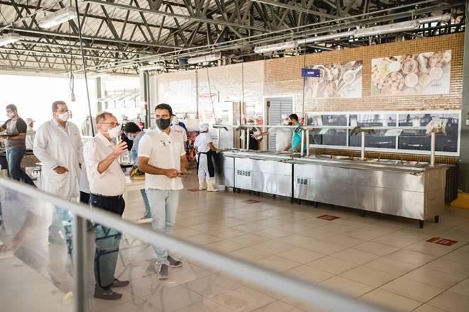 JHC reforça compromisso com o setor industrial de Maceió em visita a Sococo — © Assessoria