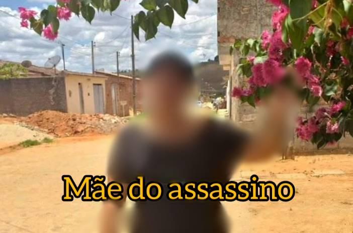 'Morreu porque mereceu', diz mãe de acusado de matar travesti em São José da Laje — © Reprodução/Vídeo