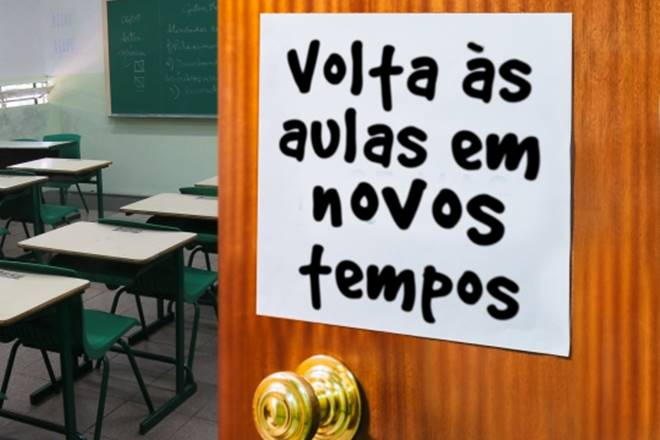 Seduc divulga protocolo para o retorno das aulas presenciais em Alagoas — © Reprodução