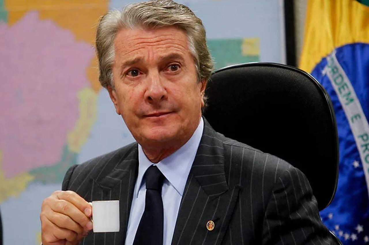 Senador Fernando Collor é alvo de ação da PF sobre irregularidades no Ibama — © Reprodução