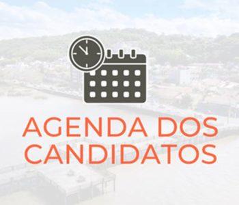 Veja a agenda dos candidatos à Prefeitura de União dos Palmares — © Reprodução