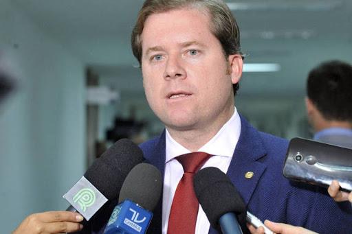 Deputado federal Marx Beltrão — ©  Assessoria
