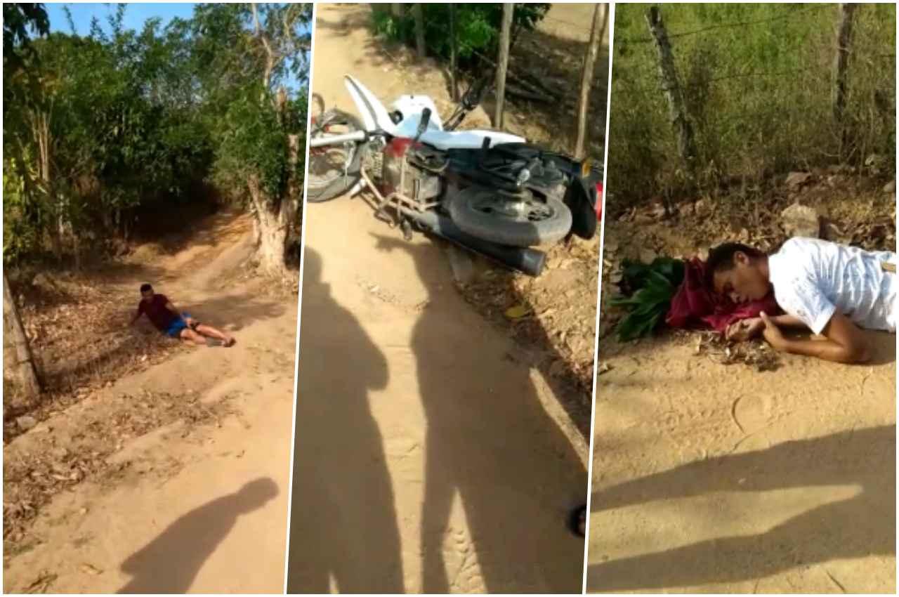 Acidente no Sitio Areias em União dos Palmares