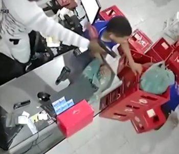 Advogado reage a assalto e mata criminoso em Maceió — © Reprodução