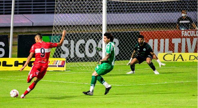 CRB e Juventude pelo 2º turno da Série B — © Ailton Cruz