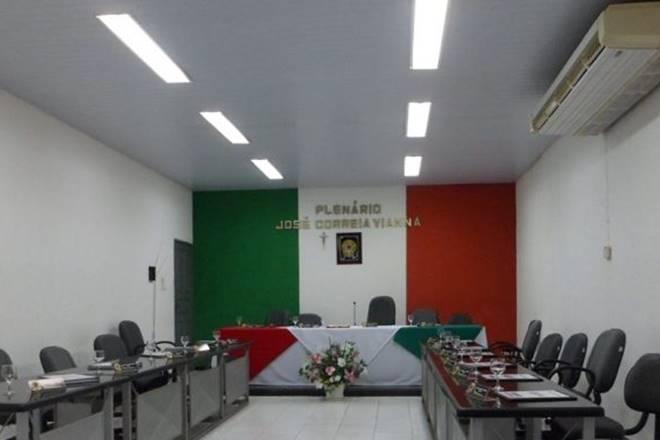Câmara de Vereadores de União dos Palmares — © BR104