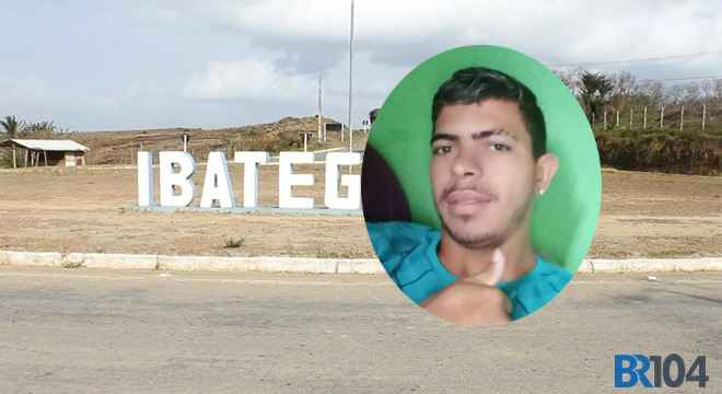 Jovem morto em Ibateguara