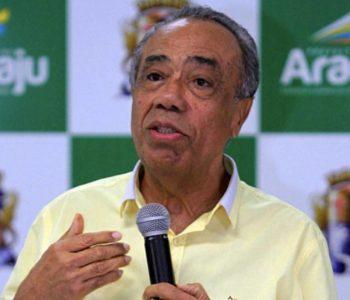 Ex-governador de Sergipe, João Alves Filho morre de Covid-19 — © Reprodução