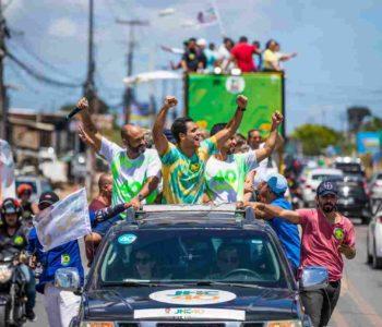 JHC em campanha