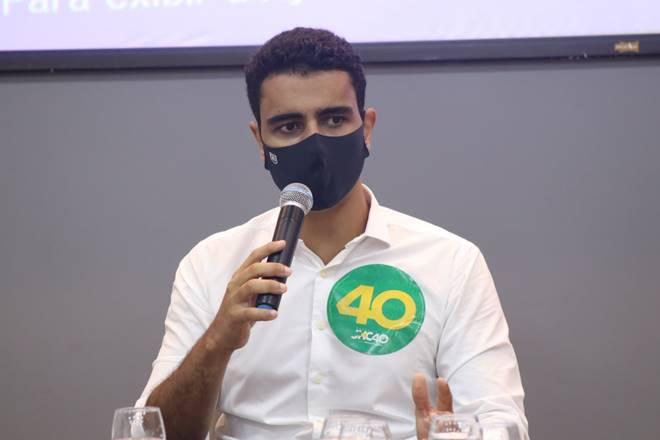 JHC participou de uma reunião no Sindicato dos Médicos de Alagoas (Sinmed-AL) — © BR104