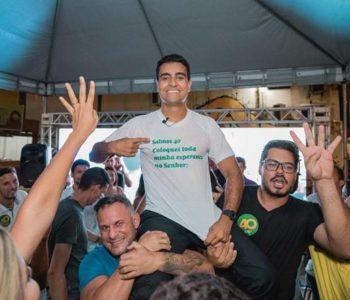 JHC vence o debate da TV Gazeta, e garante despolitização da saúde e fim da máfia dos ônibus — © Assessoria