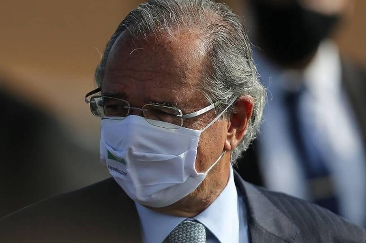 Ministro da Economia, Paulo Guedes — © Jorge William/Agência O Globo