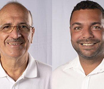 Ronaldo Lopes e João Lucas, foram eleitos respectivamente prefeito e vice prefeito de Penedo — © DivulgacandcontasAC