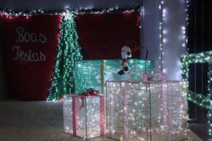 Natal da Prefeitura de Santana do Mundaú— © Reprodução