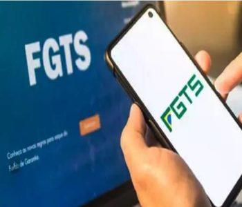 Aplicativo do FGTS — © Reprodução