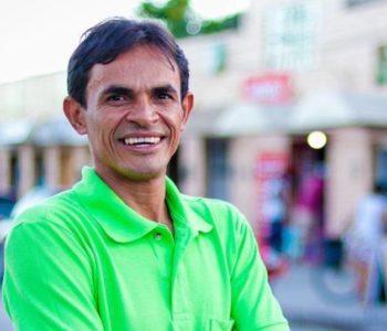 Marcos Silva prefeito eleitor por Messias — © Reprodução